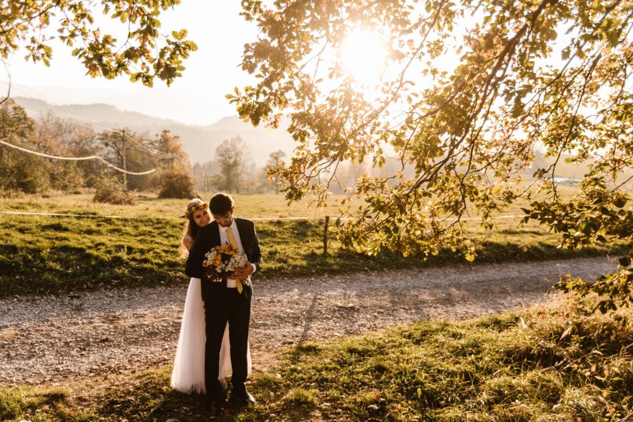 sesja poślubna wWiśle