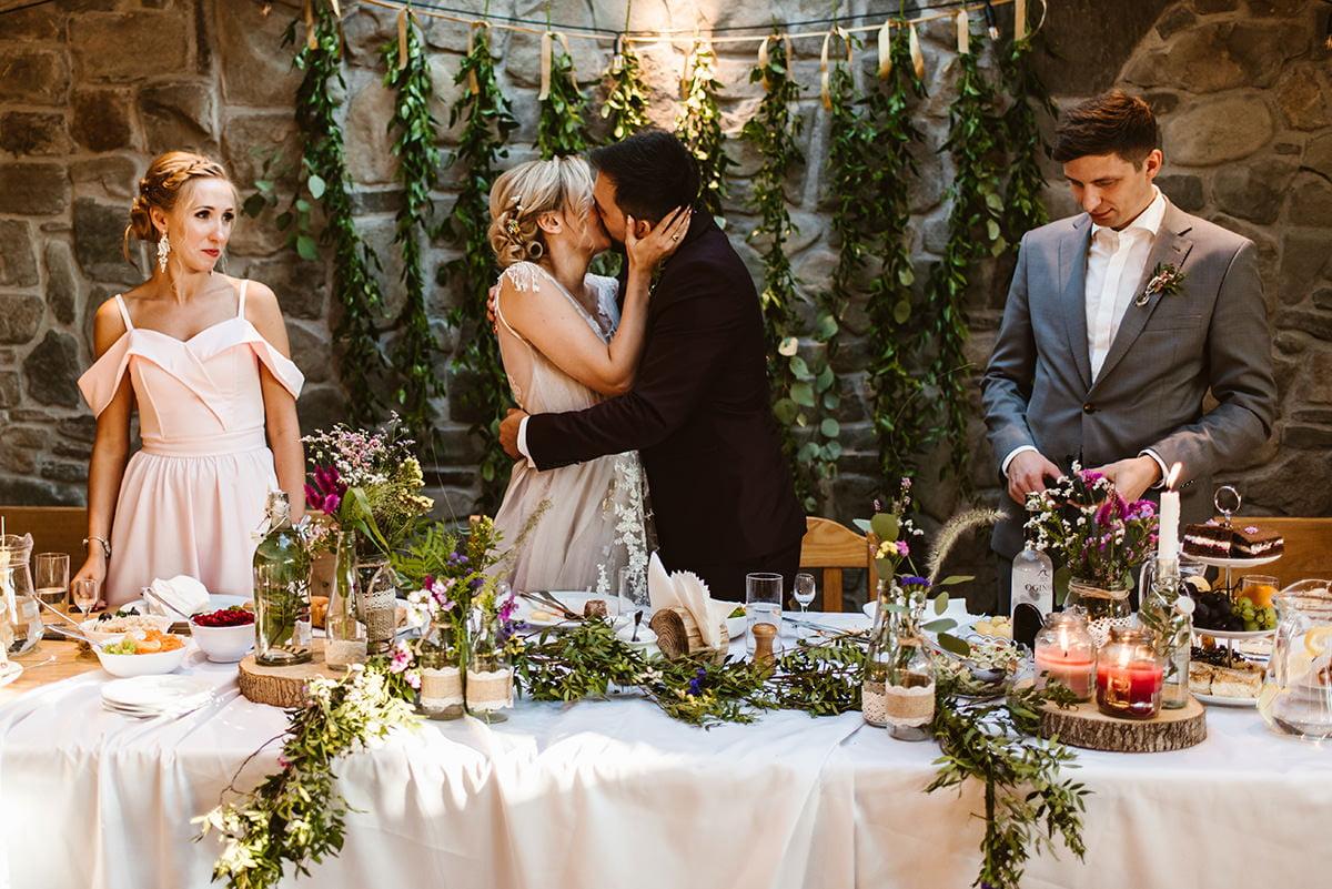 sale weselne naśląsku - gościniec szumny